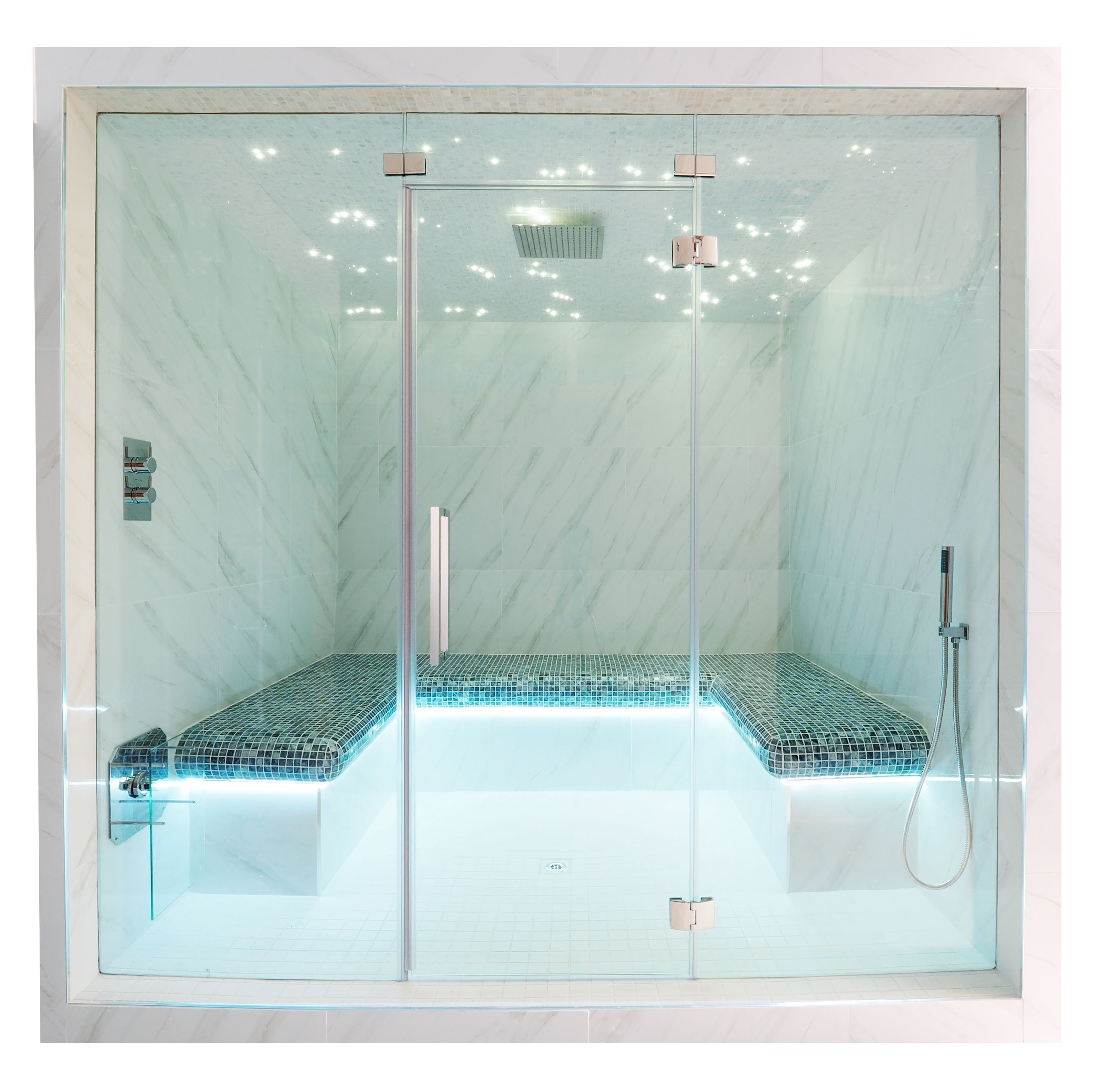 Commercial Turkish Steam Rooms