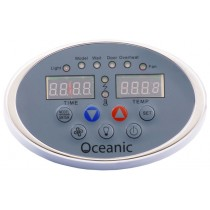Oceanic Sauna Heater with OCSB digital remote control keypad