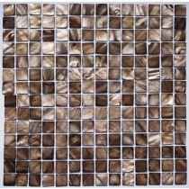Brown Shell Mosaic 305 x 305mm
