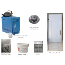 Home Steam Room Generator