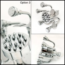 Clearance Item - Spider Shower Head n03