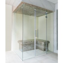 2 Person Commercial Turkish Steam Room Model 2D