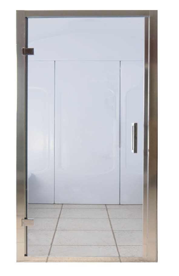 1000mm Disabled Access Steam Room Door Commercial